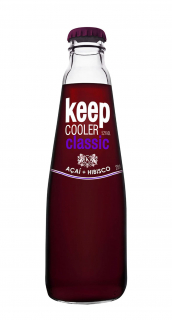 Keep Cooler Classic Açaí com Hibisco 275ml