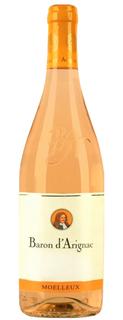 Vinho Baron D'Arignac Moelleux Branco 750 ml
