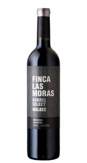 Vinho Finca Las Moras Barrel Select Malbec 750ml