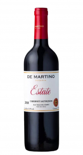 Vinho Estate Cabernet Sauvignon De Martino 750ml