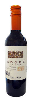 Vinho Emiliana Adobe Reserva Carmenere 375 ml