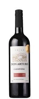 Vinho Don Arturo Reservado Carmenere 750 ml