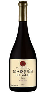 Vinho Marqués Del Valle Reserva Pinot Noir 750 ml