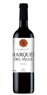 Vinho Marqués Del Valle Carmenere 750 ml