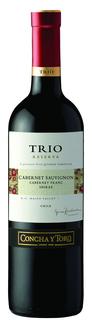 Vinho Trio Reserva Cabernet Sauvignon / Cabernet Franc / Shiraz 750 ml