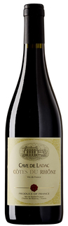 Vinho Cave de Ladac Cotes Du Rhône 750 ml