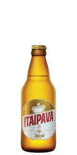 Cerveja Itaipava Pilsen Long Neck 300 ml