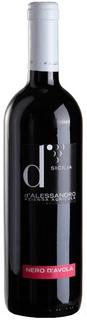 Vinho D'Alessandro Nero D'Avola 750 ml