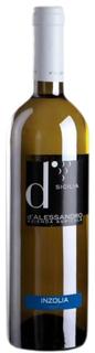 Vinho D'Alessandro Inzolia 750 ml