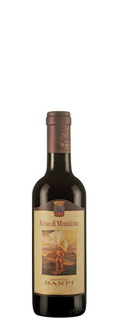 Vinho Rosso di Montalcino Banfi 375 ml