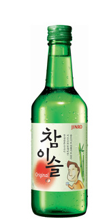 Soju Jinro Original 360 ml