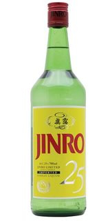 Soju Jinro 25 Original 700 ml