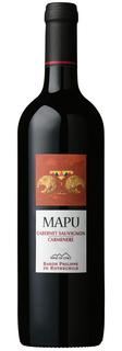 Vinho Mapu Cabernet Sauvignon / Carmenere 750 ml