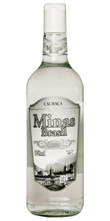 Cachaça Minas Brasil Prata 970 ml