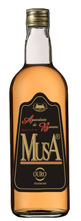 Aguardente de Banana MusA Ouro 750 ml