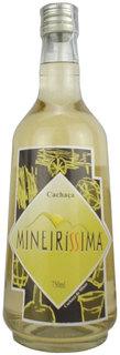 Cachaça Mineiríssima Ouro 750 ml
