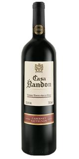 Vinho Casa Randon Cabernet Sauvignon 750 ml