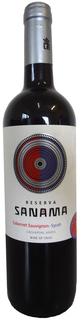 Vinho Sanama Reserva Cabernet Syrah 750 ml