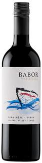 Vinho Babor Carmenere / Syrah 750 ml