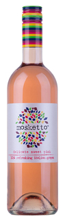 Vinho Mosketto Frisante Rose 750 ml