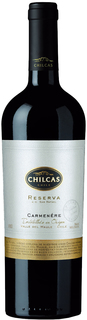 Vinho Chilcas Reserva Carmenere 750 ml