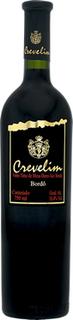 Vinho Crevelim Demi-Sec Bordô 750 ml