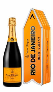 Champagne Veuve Clicquot Brut Arrow 750ml