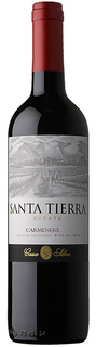 Vinho Santa Tierra Estate Carmenere 750 ml