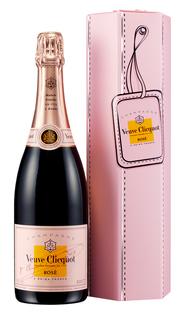 Champagne Veuve Clicquot Rose Couture Box 750ml