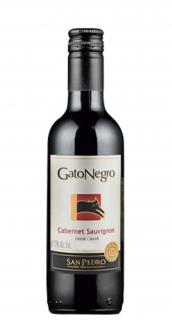 Vinho Gato Negro Cabernet Sauvignon 187,5ml