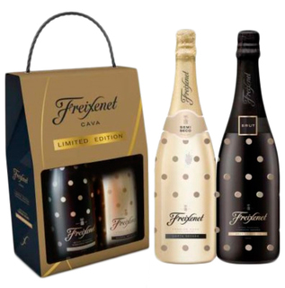 Kit Freixenet Limited Edition 02 Garrafas 750ml