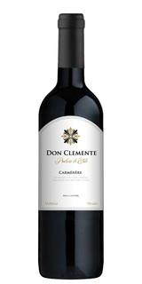 Vinho Don Clemente Carmenere 750ml