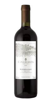 Vinho Collegiata Montepulciano D'Abruzzo 750ml