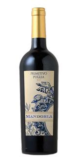 Vinho Mandorla Primitivo Puglia IGT 750ml