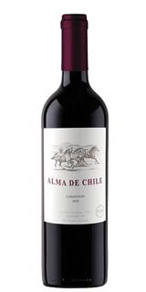 Vinho Alma De Chile Carmenere 750ml