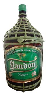 Vinho Randon Branco Suave 4,6L