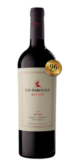 Vinho Los Haroldos Estate Blend Malbec 750ml