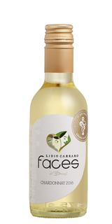 Vinho Lidio Carraro Faces do Brasil Chardonnay 187,5ml