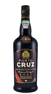 Vinho Porto Cruz Ruby 750ml