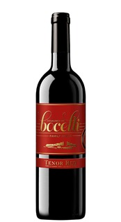 Vinho Bocelli Tenor Red Family Wines I.G.T. 750ml