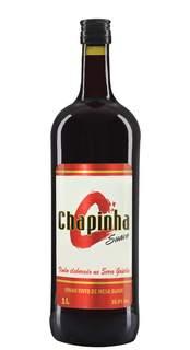 Vinho Chapinha Tinto Suave 1L
