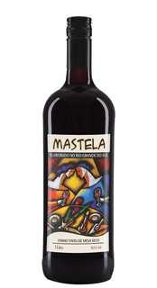 Vinho Mastela Tinto Seco 1L