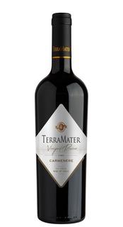 Vinho Terramater Vineyard Reserve Carménère 750ml