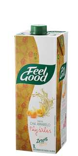 Chá Amarelo Feel Good Com Physalis 1L
