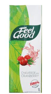 Chá Feel Good Cranberry 1L