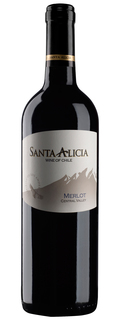 Vinho Santa Alicia Merlot 750 ml