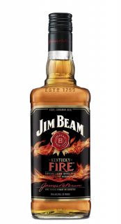 Jim Beam Fire 1L