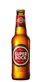 Cerveja Super Bock Lager Long Neck 250 ml
