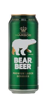 Cerveja Bear Beer Premium Lager 500 ml