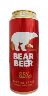 Cerveja Bear Beer Special Label 500ml